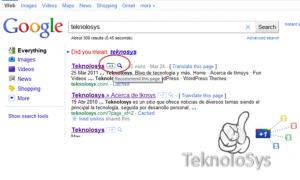 Me gusta google