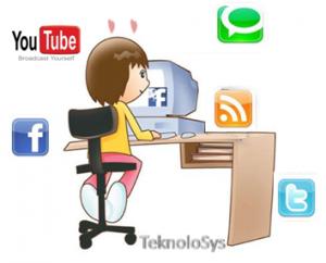 Redes sociales y pasion