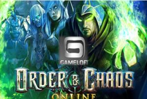 Order & Chaos  producto de Gameloft