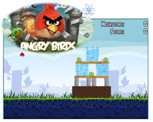 AngryBirds online y local