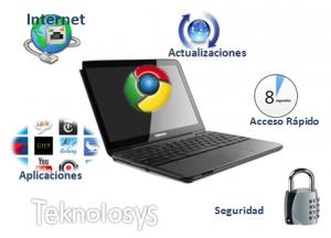 Ventajas de Chromebook