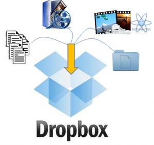 Drobbox comparte tus archivos