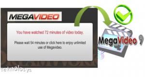 Ver videos en Megavideo9