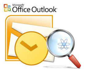 Ver carpetas de Outlook