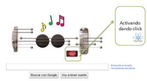 Doodle de Música