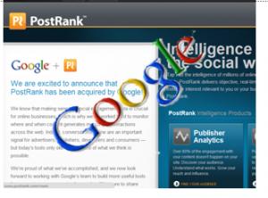 Google compró PostRank