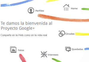 Proyecto Google + Plus