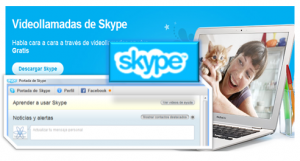 Únete a Skype
