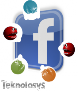 Virus en Facebook