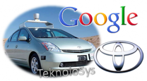auto google Toyota Prius