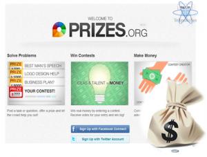 Gana dinero por Prizes