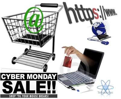 Aprovecha Cyber Monday