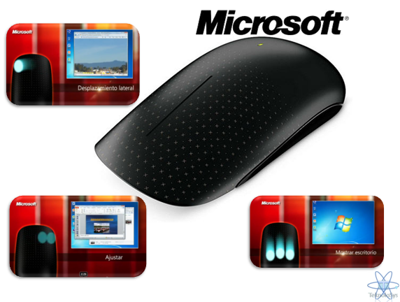 Microsoft Mouse Touch