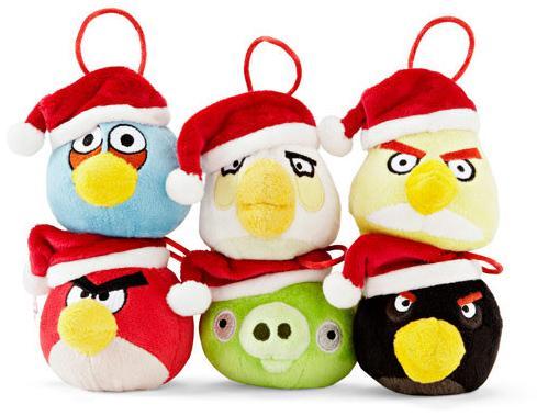 Angry Birds para Arbol Navidad