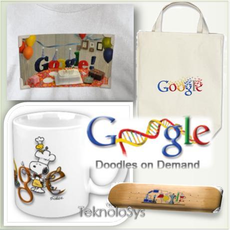 Google Doodle a demanda