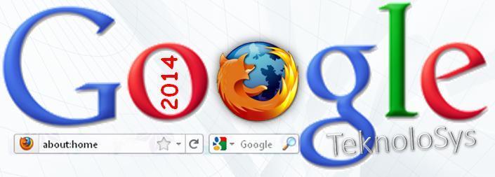 Google Firefox buscador 2014