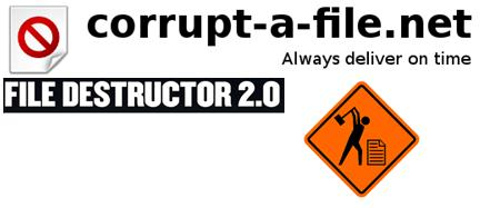Corrupt a file destructor