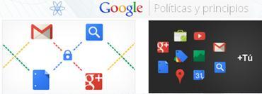 Google politica y principios