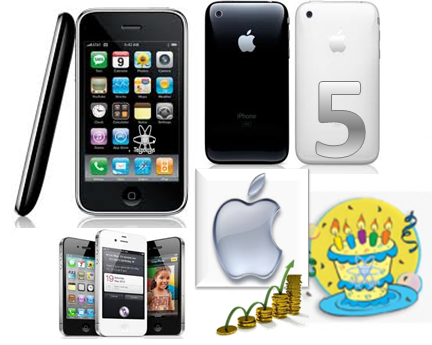 Iphone aniversario