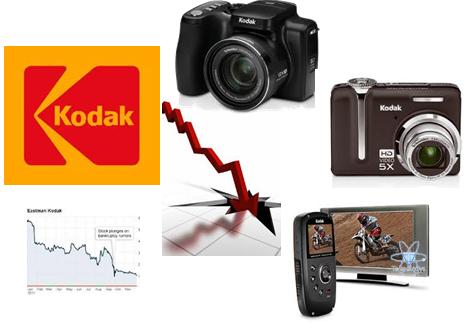 Kodak en quiebra