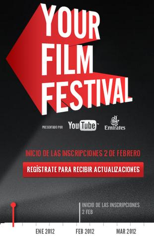 Youtube film festival