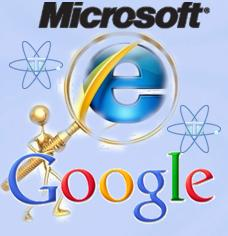 Microsoft acusa Google espiar Internet Explorer