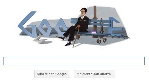 Cesar Vallejo en Google