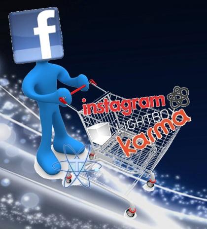 Facebook compra Karma Instagram
