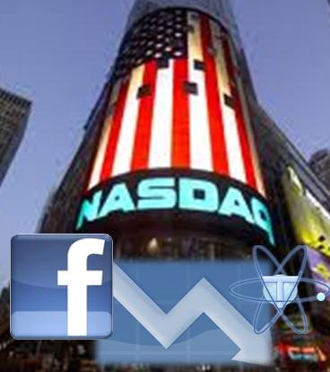 Facebook en Nasdaq