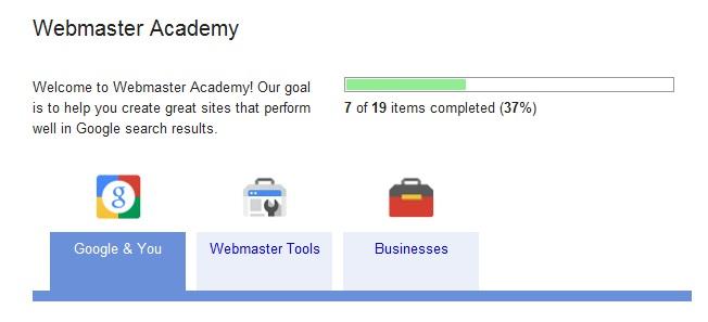 Google Web Academy