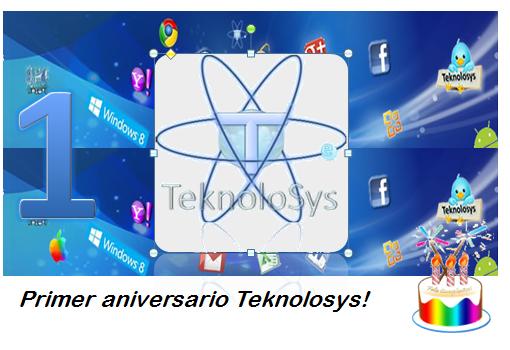 Aniversario Teknolosys