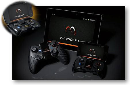 Power Moga mando android