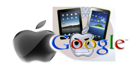 Patentes apple google samsung