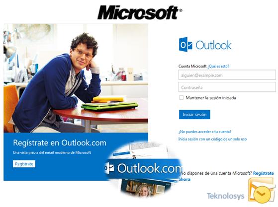 Outlook Nuevo