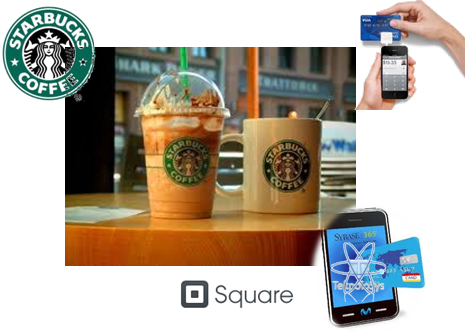 Paga Starbucks con tu movil