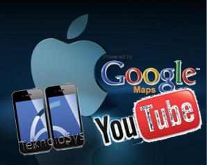 Youtube no estara en iPhone iOS 6
