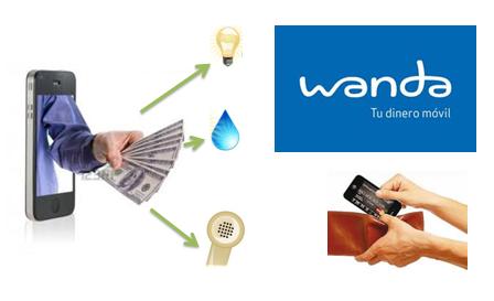Wanda billetera electronica