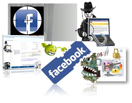 Hackers atacan facebook