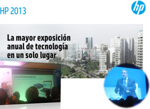 Evento tecnologico HP