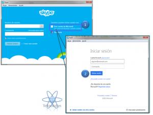Migrar MSN a Skype