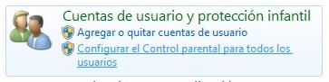 Acceder Control Parental