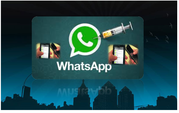 Virus en Whatsapp