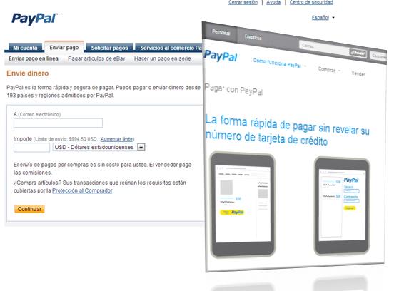 Paga online Paypal