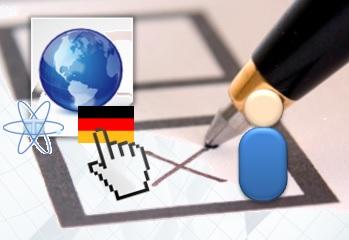 Web voto Alemania
