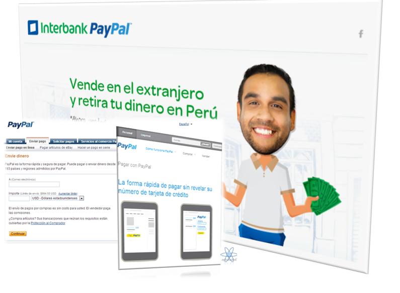 paypal alianza interbank