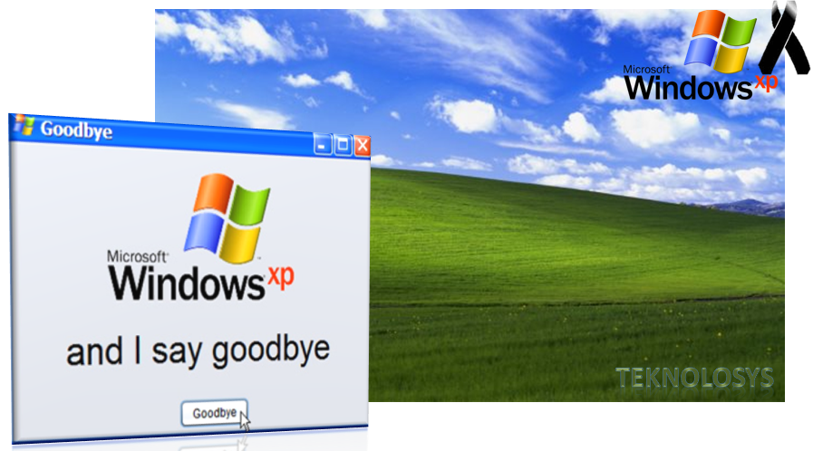 Adios Windows xP