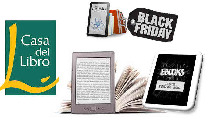 Black Friday Casa Libro